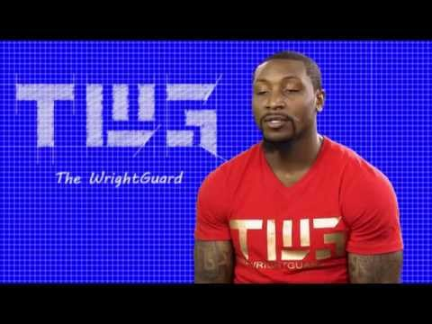 The WrightGUARD with Patrick Willis and NaVorro Bowman