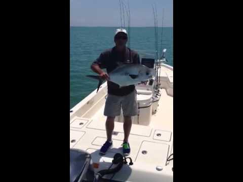 April port charlotte fishing report for offshore permit for Port charlotte fishing charters