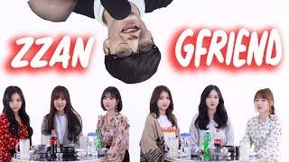GFRIEND(여자친구) - ZZAN(짠) by IDOLIST Reaction!