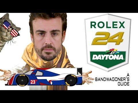 2018 Rolex 24 at Daytona: A Bandwagoner