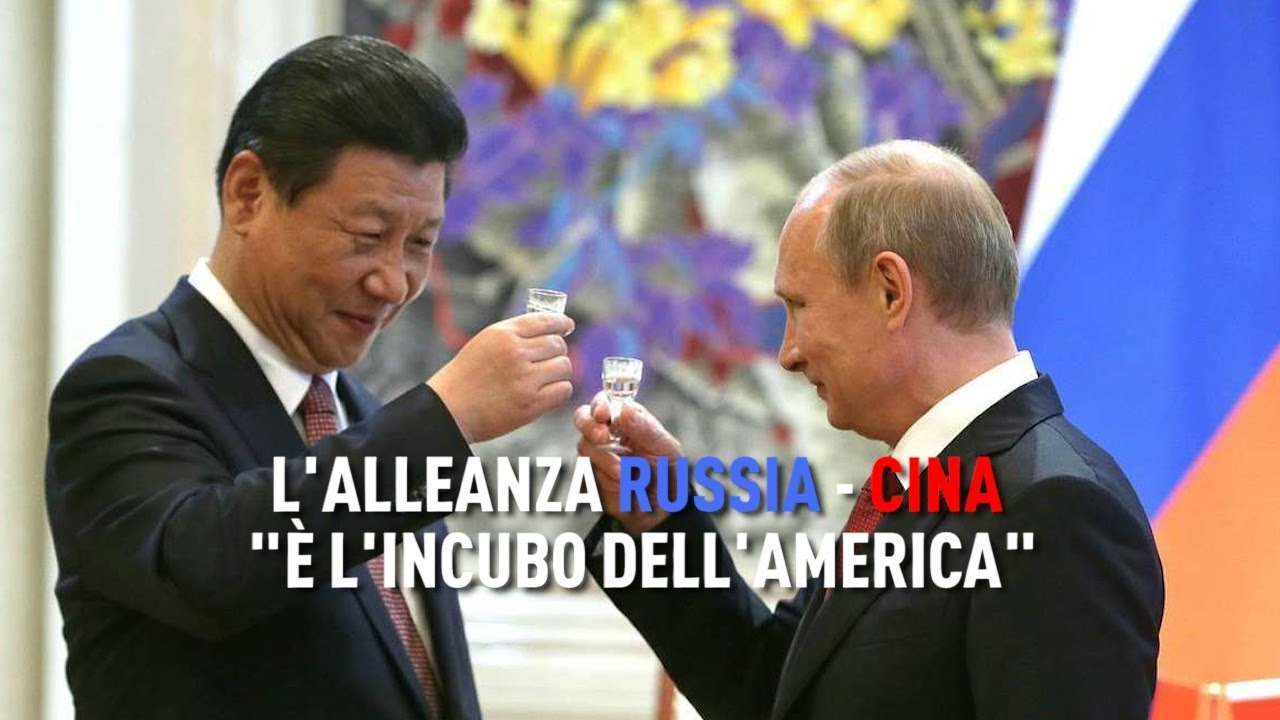 """PTV News - 4.03.19 -  L'alleanza Russia - Cina """"è l'incubo dell'America"""""""