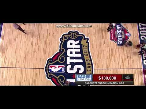 NBA ALL STAR WEEKEND | STEPHEN CURRY BLOWS...