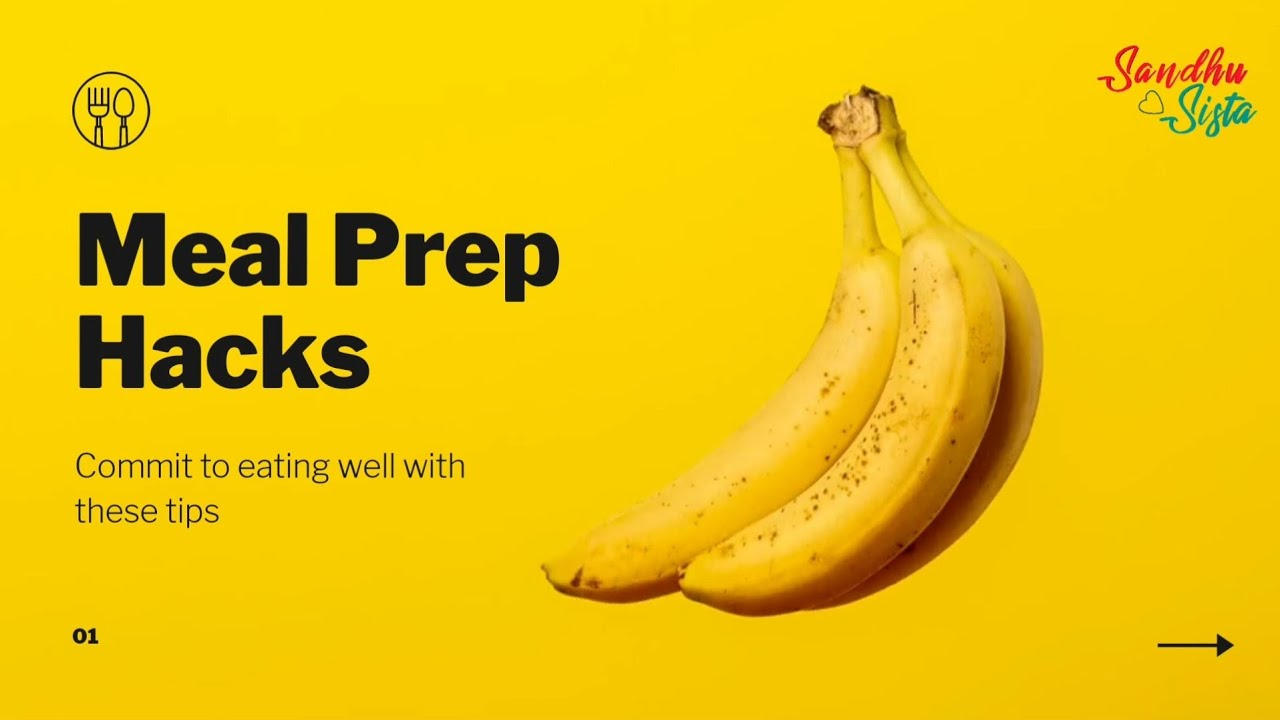 What Is Meal Preparation ? 10 Quick Hacks To Prepare Your Meal Easliy | Step By Step