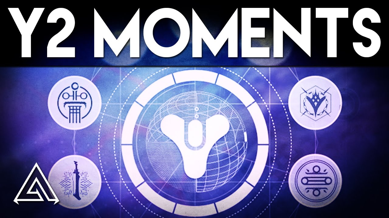 destiny year 2 moments of triumph | rise of iron - youtube