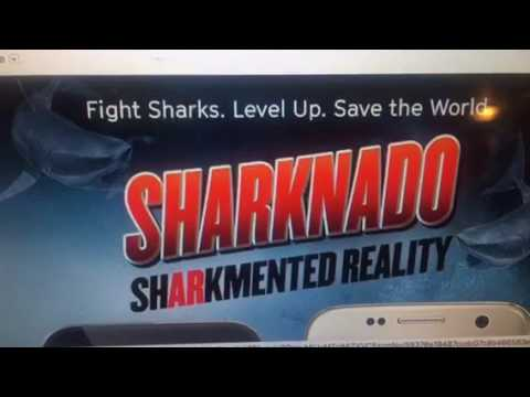 Sharknado An App Game On Google Play, Apple App Store