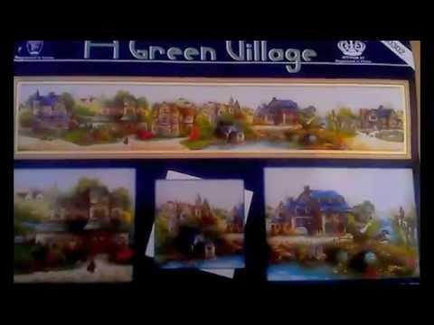 Зеленая деревенька от DOME - YouTube