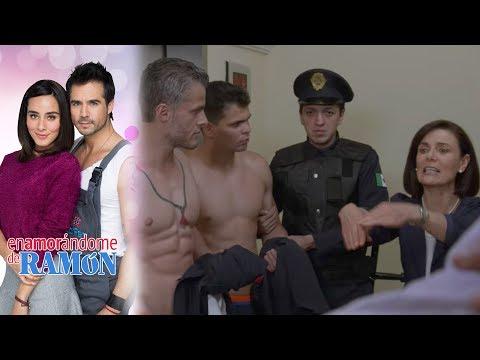 Hortensia intenta acabar con la despedida de Luisa | Enamorándome de Ramón - Televisa