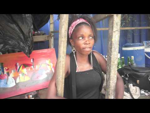 Gisele- Artiste peintre (Pointe Noire - Congo)