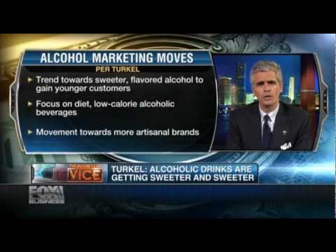 Tapping Into the Alcohol Industry's Revenue