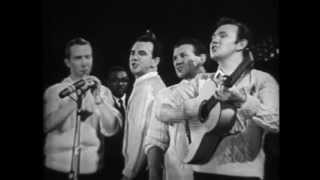 The Clancy Brothers - I'll Tell Me Ma Rare 1963 Clip