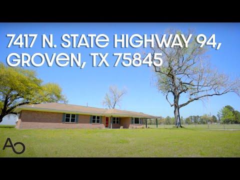 7417 N State Highway 94 Groveton, TX 75845 - Adam Olsen Team