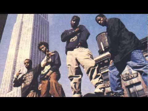 The Pharcyde - Passin' Me By (Remix) (Produced by Curtiss King)