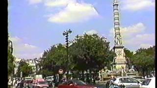 Paris tourisme juillet  2003 , au long de la seine / Paris en 2003 / paris tourism board ...