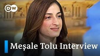Meşale Tolu im Interview über ihre Inhaftierung in der Türkei