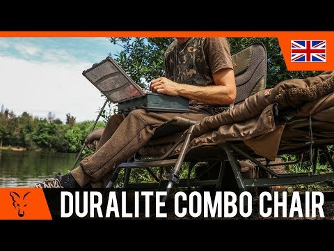 ***CARP FISHING TV*** Duralite Combo Chair