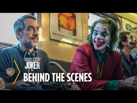 Joker | Behind The Scenes with Joaquin Phoenix and Todd Phillips | Warner Bros. Entertainment