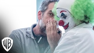 Joker | Behind The Scenes with Joaquin Phoenix and Todd Phillips | Warner Bros. Entertainment