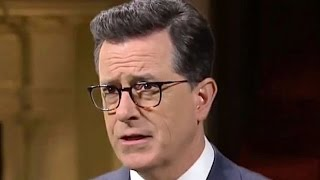 STEPHEN COLBERT GETS