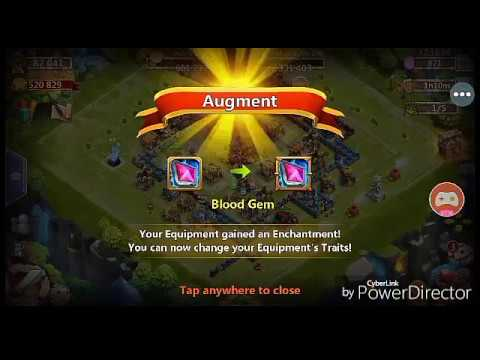 Castle Clash:Explaining New Update And Armory Gameplay