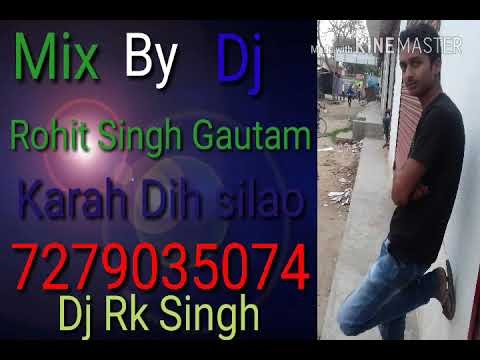 Dj Track full bass and tabla mix By Dj Rohit Singh karah Dih