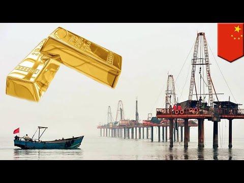 Massive gold deposit found 2,000 meters undersea in China is worth $16bn- TomoNews