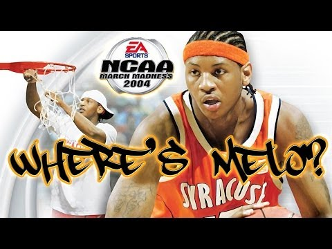 NCAA March Madness 2004 - (PS2) - UNC vs Syracuse | Where