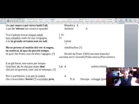Divina Commedia,  Inferno: Canto XXVI