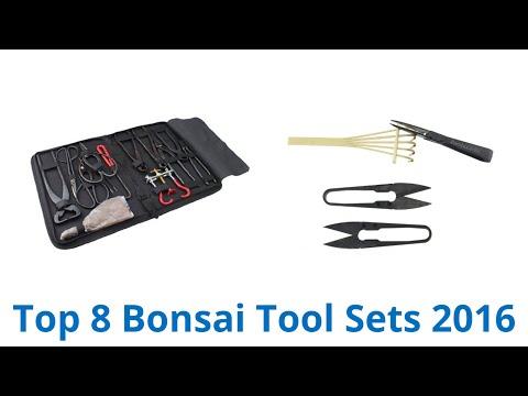 8 Best Bonsai Tool Sets 2016
