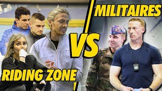 MILITARY TRAINING : CIVILIANS VS SOLDIERS !
