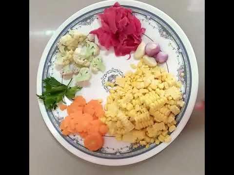 Sup Sayuran Resep Cara Membuat Mpasi Anak Usia 1 Tahun Simpel Mudah Sederhana Youtube