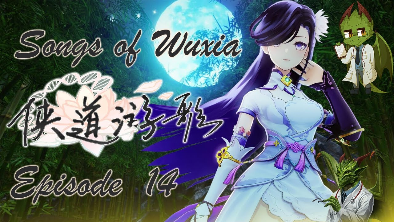 Songs of Wuxia 侠道游歌 Solo Let's Play Episode 14