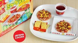 Pizza z proszku! - JAPANA zjadam #50  | Agnieszka Grzelak Vlog