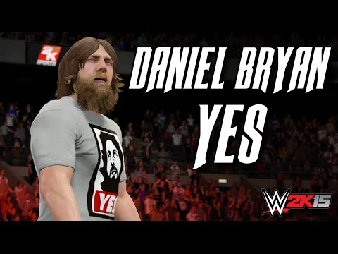 Wwe 2k14 Daniel Bryan Yes Entrance WWE 2K15 The Weird Fam...