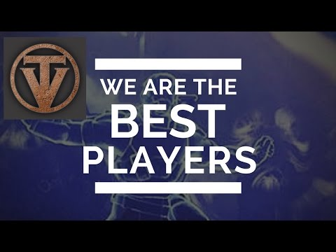 We Are the Best Players in the World
