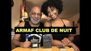 Armaf Club de Nuit Man Intense Unboxing First Impression with Tiff Benson + GIVEAWAY (CLOSED)