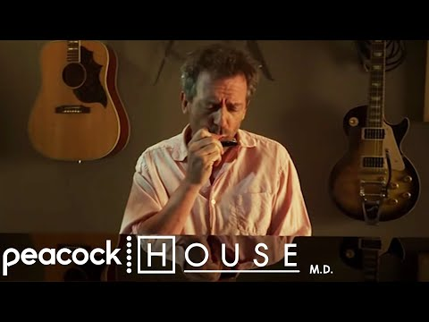 House Plays Georgia On My Mind | House M.D.