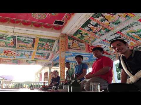 Students Exchange Program in Laos