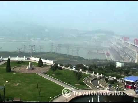 Three Gorges Dam Scenic Area
