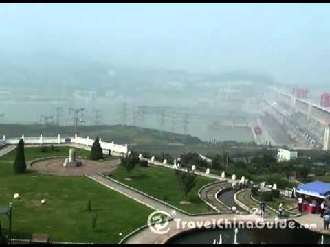 Three Gorges Dam Scenic Area