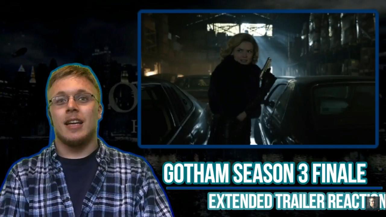 Burnign Series Gotham