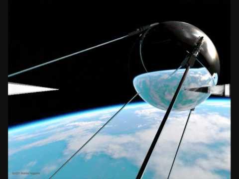 The Russian Sputnik - 1
