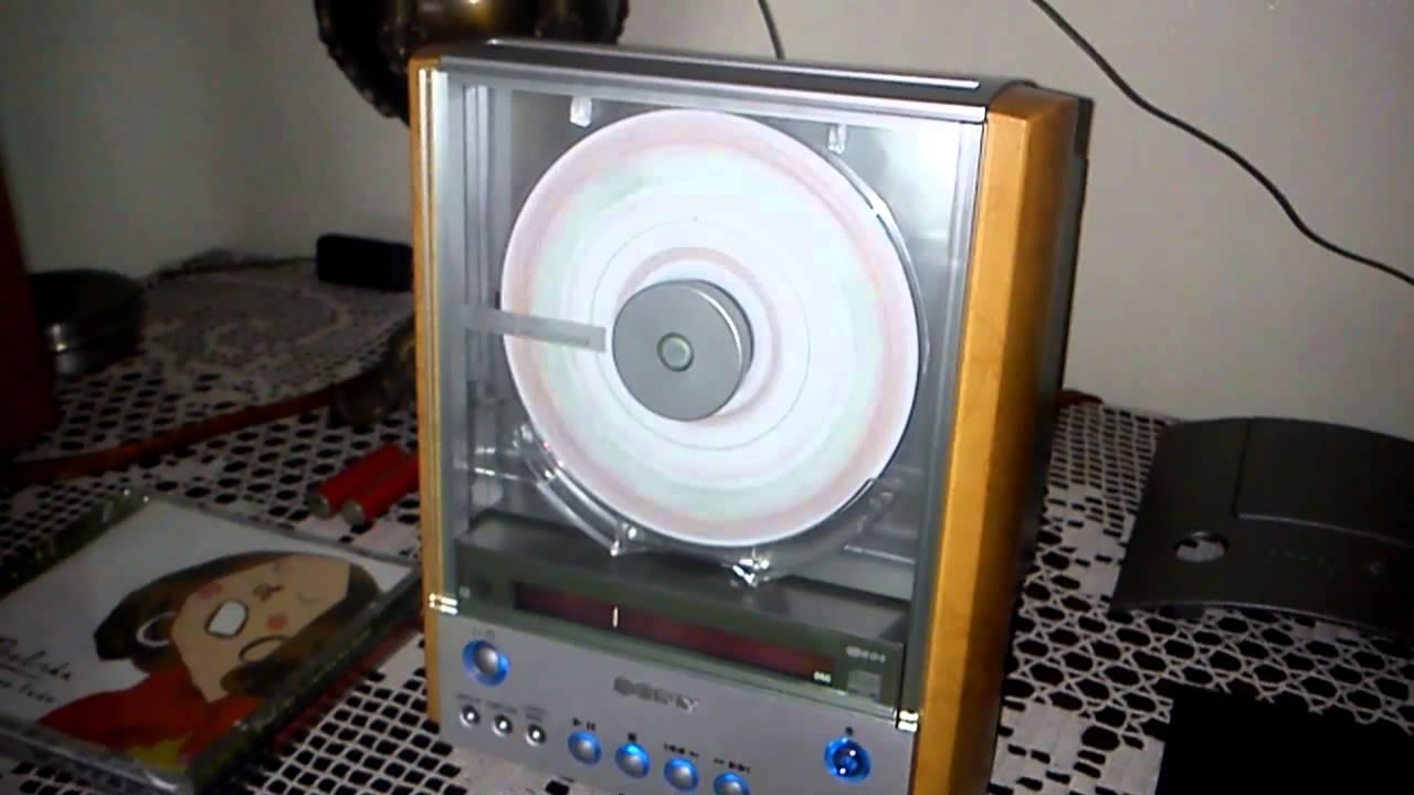 Sony Cmt-ex1