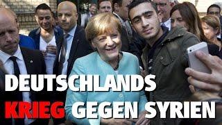 DEUTSCHLANDS KRIEG GEGEN SYRIEN? Rico Albrecht