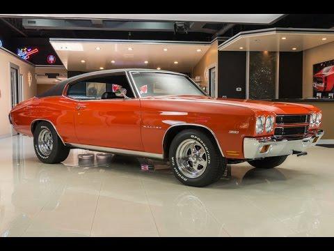 1970 Chevrolet Malibu For Sale