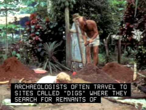 Anthropology and Archaeology Career Overview