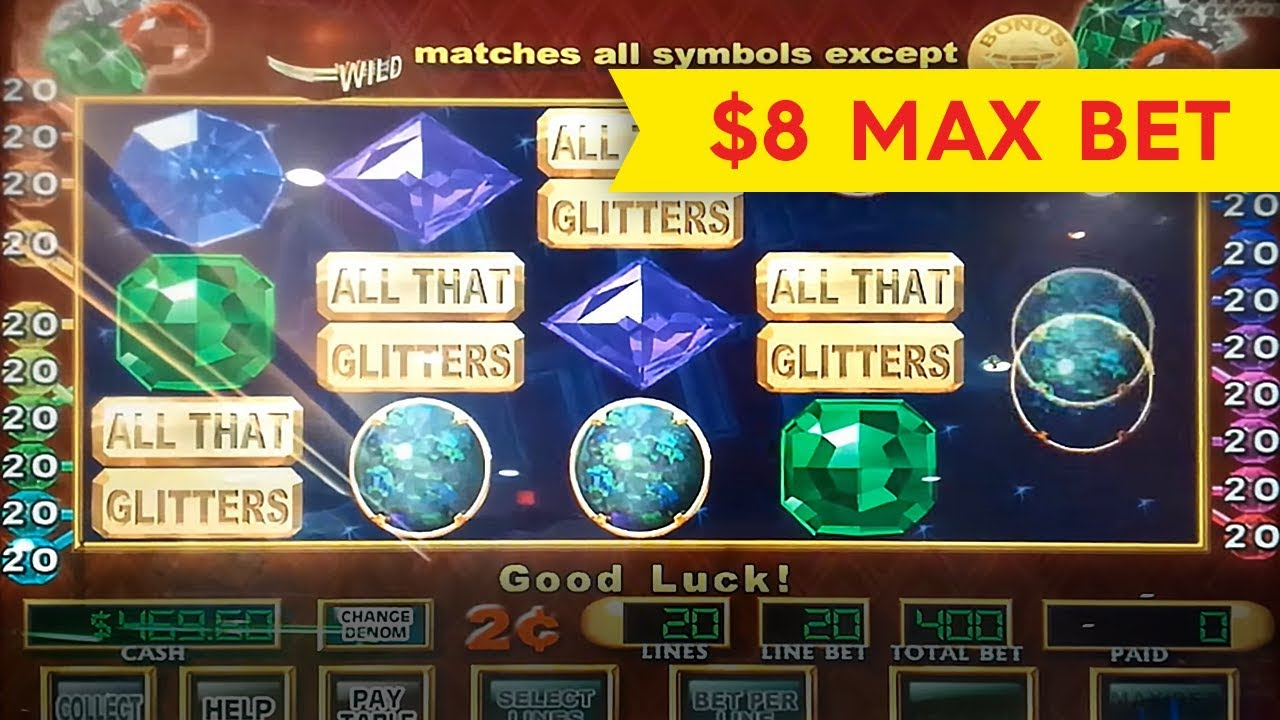 All that glitters 2 casino game casino gambling in new jersey