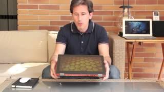 Análisis Lenovo IdeaPad Yoga 13