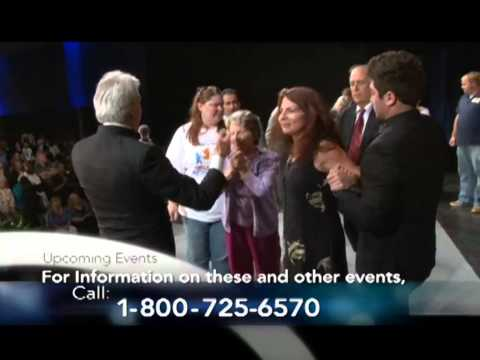 Benny Hinn - Charlotte Worship and Miracles, Part 2