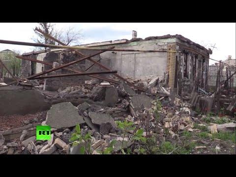 Экологическая катастрофа грозит востоку Украины