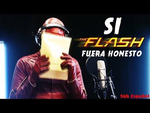 Si Flash Fuera Honesto (IF THE FLASH WAS HONEST Sub. Español) | The Warp Zone